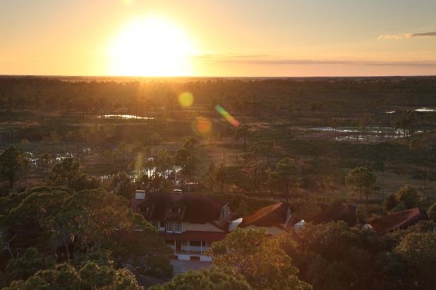 Archbold Sunset