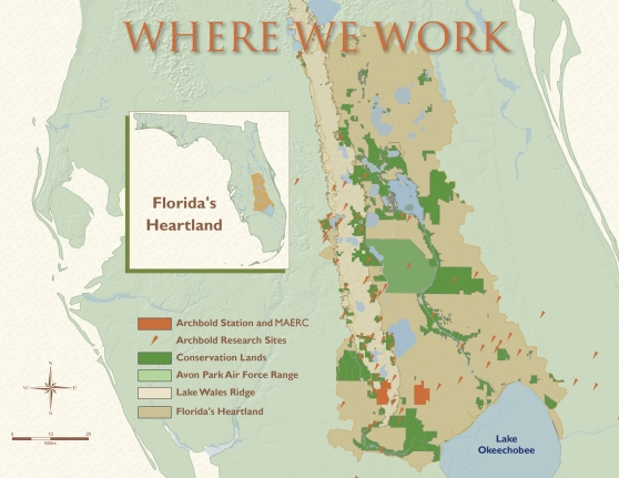 Heartland Florida Map.Quality Is Always Sustainable The Scrub Blog