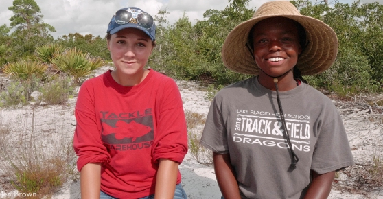 Miranda Brunell and Ashley Engle